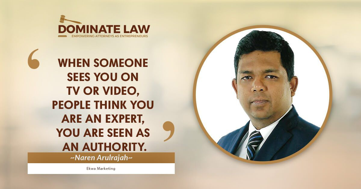 Naren Arulrajah, Dominate Law Nugget 3
